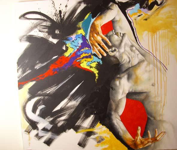 Hyperrealism Visual Arts: Alex Stevenson, Hyperrealism, Hyperrealistic Paintings