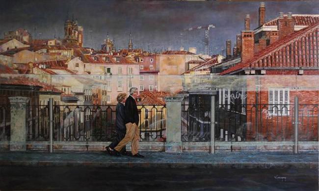 Pedro vergara pintor espa ol pintor realista espa ol paisajes realistas retratos realistas - Empresa de pintores en madrid ...