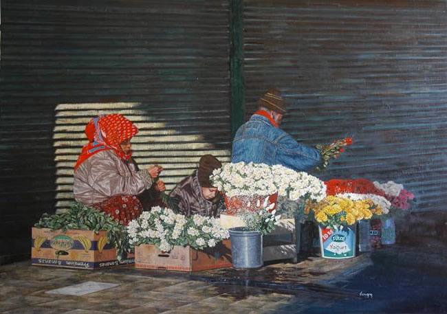 Pedro vergara pintor espa ol pintor realista espa ol - Trabajos de pintor en madrid ...
