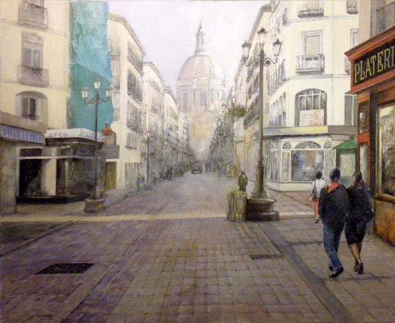 Tomas casta o pintores espa oles arte realista espa ol pintura realista realismo en la - Pintores zaragoza ...