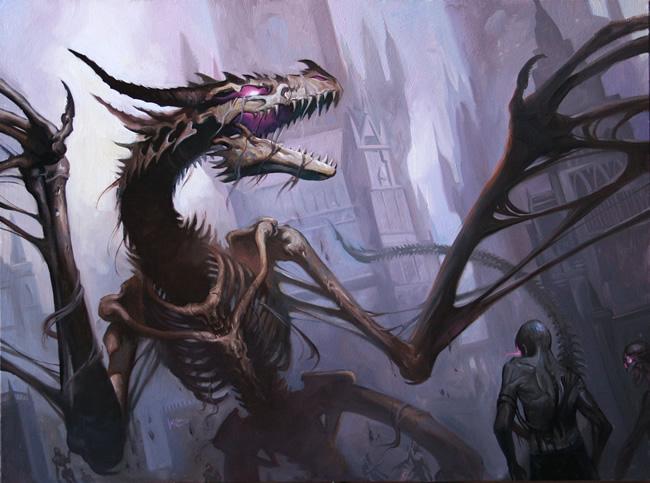 dark zen dragon undead - photo #41