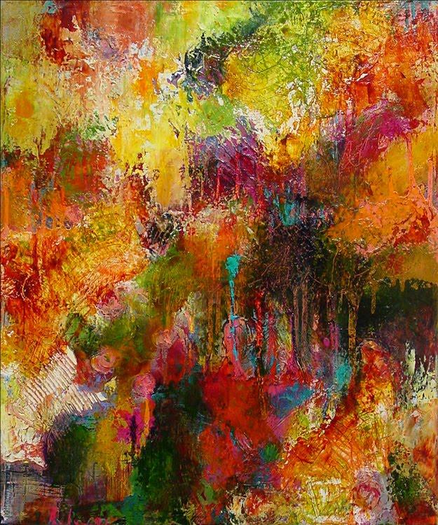 Directorio de Pintores Abstractos