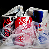 hyperrealism paintings by Pedro Campos